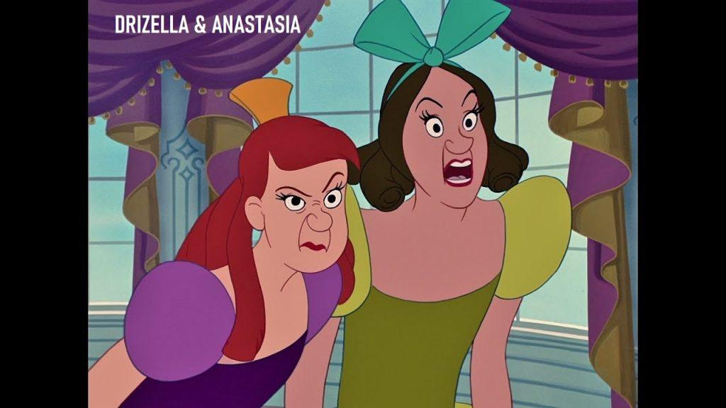 Drizella dan Anastasia